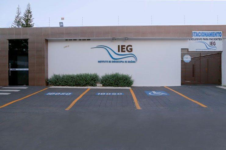 Estacionamento Privativo na IEG Goiânia